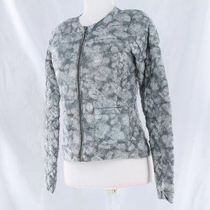 GAS Jaqueline Fantasy Roses Padded Women's Jacket